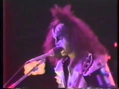 Concerto Kiss Live Destroyer 1976 | Nicola D'Antrassi