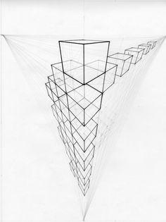 die besten 25 perspektive zeichnen ideen auf pinterest zentangles doodle art einfach und. Black Bedroom Furniture Sets. Home Design Ideas