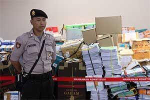 KPU Yakin Gugatan Prabowo Ditolak
