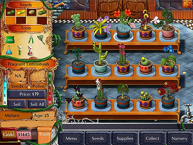 http://www.rexue365.cn/game_2052_plant-tycoon.html  From the creators of Fish Tycoon and the epic Virtual Villagers series comes Plant Tycoon, a great new plant simulation where you grow plants, harvest seeds, and sell adult plants in the Nursery to m Tai game cho dien thoai di dong hot nhat hien nay tai http://azgames.biz Free download hot game
