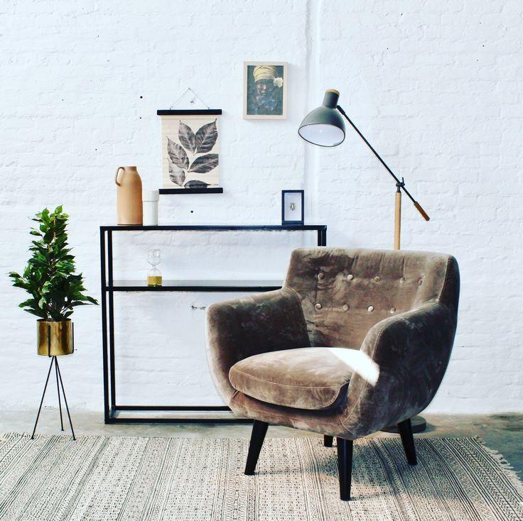 Sofa company fauteuil - Winter setting
