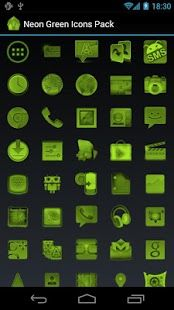 Neon Green Icons Pack - ADW GO APK for Blackberry | Download Android APK GAMES & APPS for BlackBerry, for BB, curve, 8520, bold, 9300, 9900, playbook, pearl, torch, 9800, 9700, cobbler, Z10, Z3, passport, Q10