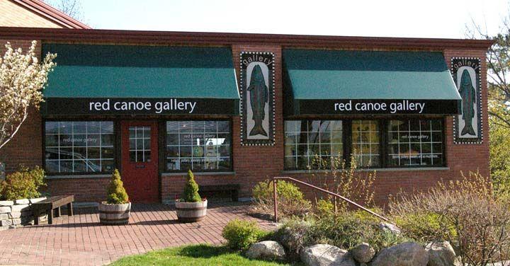 red canoe gallery