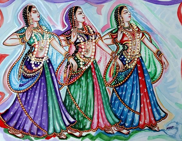 Indian Classical dance Kathak!