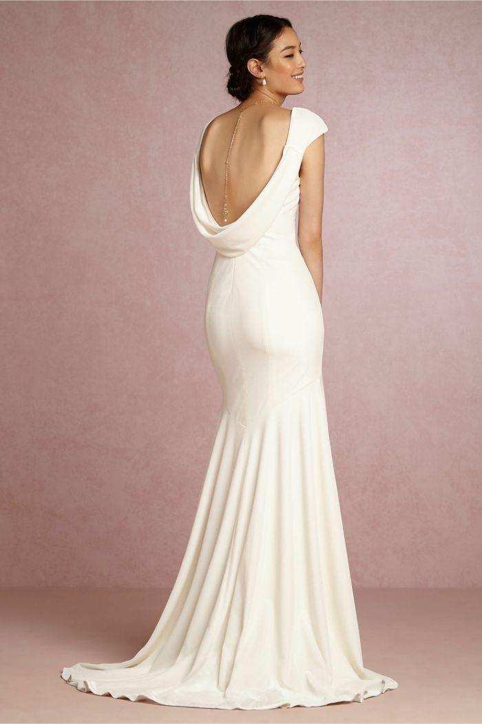 Vestidos de novia corte sirena baratos