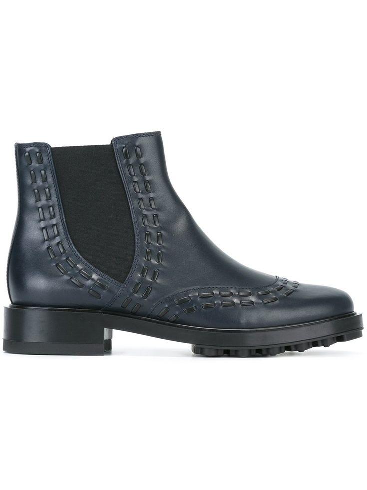 Tod's ботинки челси