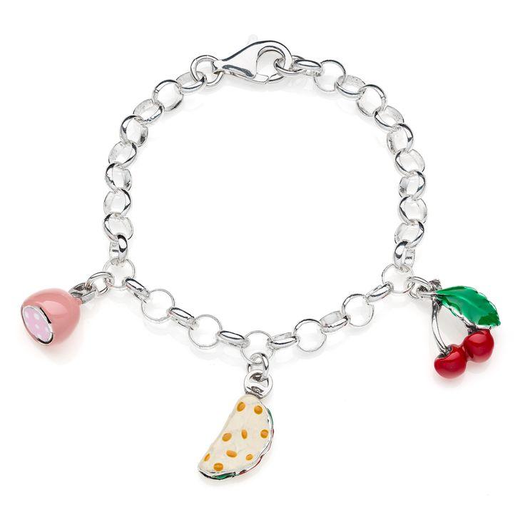 Sterling Silver Light Bracelet - Emilia Romagna - 129 Euro Free worldwide shipping over 99 Euro