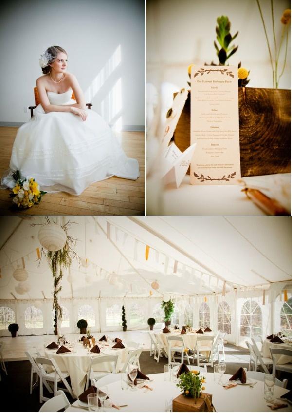 Pineridge Hollow Wedding by Rebecca Croft Photographer   Style Me Pretty