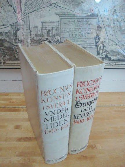 byggnadskonsten i sverige, bibliofilupplaga om 300 ex