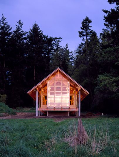 Suyama Peterson Deguchi, Mount Vernon retreat