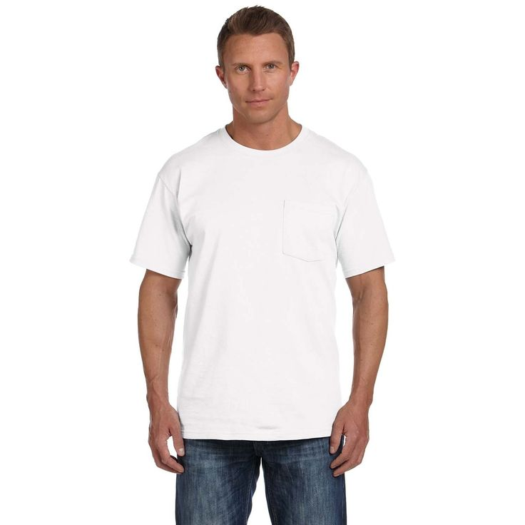 Fruit of the Loom Men's Heavy HD Pocket Undershirts