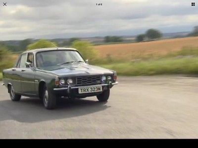 eBay: P6 Rover 3500 Green #classiccars #cars
