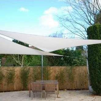 Garden House Design - Elite Sail Shade 5m Triangle