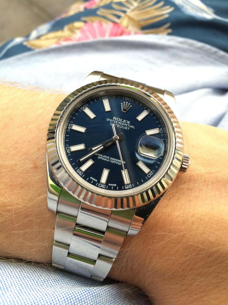 One watch to rule them all. Datejust 2