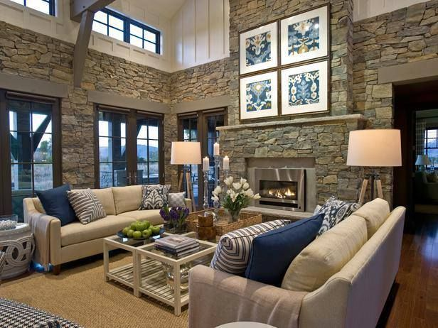 I have a thing for exposed rock and brick <3