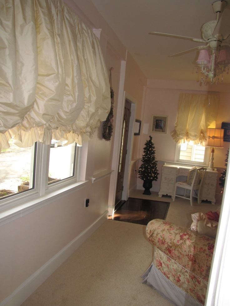 Bedroom Valance Ideas