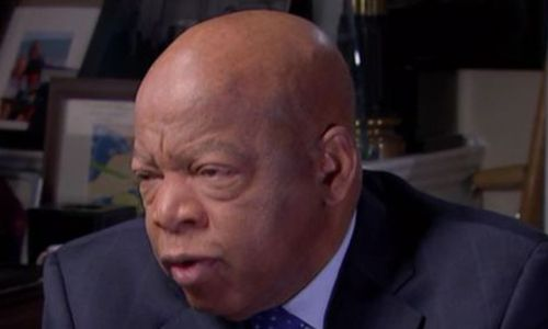 John Lewis just got caught red-handed in a bald-faced LIE, right on 'Meet the Press'