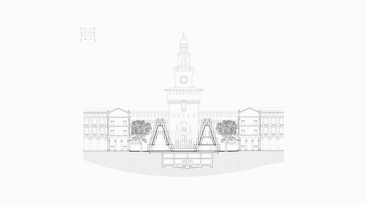 Expo Gate, 2015 Scandurra Studio Architettura Section http://www.scandurrastudio.com/expo-gate-winner-project/