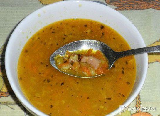 Вкуснейший суп из разных круп