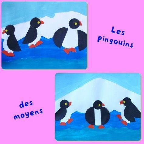 les 25 meilleures id es de la cat gorie art de pingouin. Black Bedroom Furniture Sets. Home Design Ideas