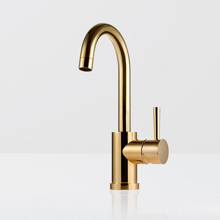 Superfront Tapwell Evo in Brass