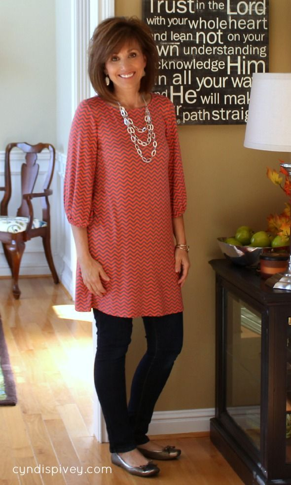 Fashion Over 40-What I Wore - Grace & Beauty