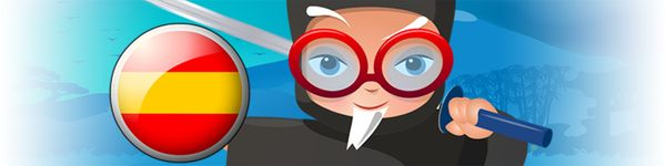 The Professor Ninja Spanish app contains 1000 carefully selected words and phrases, covering the main areas of everyday vocabulary (eg. family, numbers, nature, travel, school, pastimes). To ease the learning process, each word and phrase is accompanied by a picture and an audio recording by a professional native speaker.