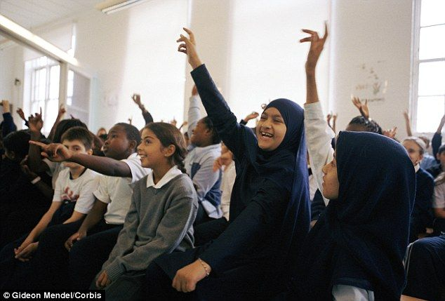 The number of Muslim children in England and Wales has doubled in a decade, according to a...