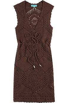 Melissa Odabash Pippa Crochet Dress