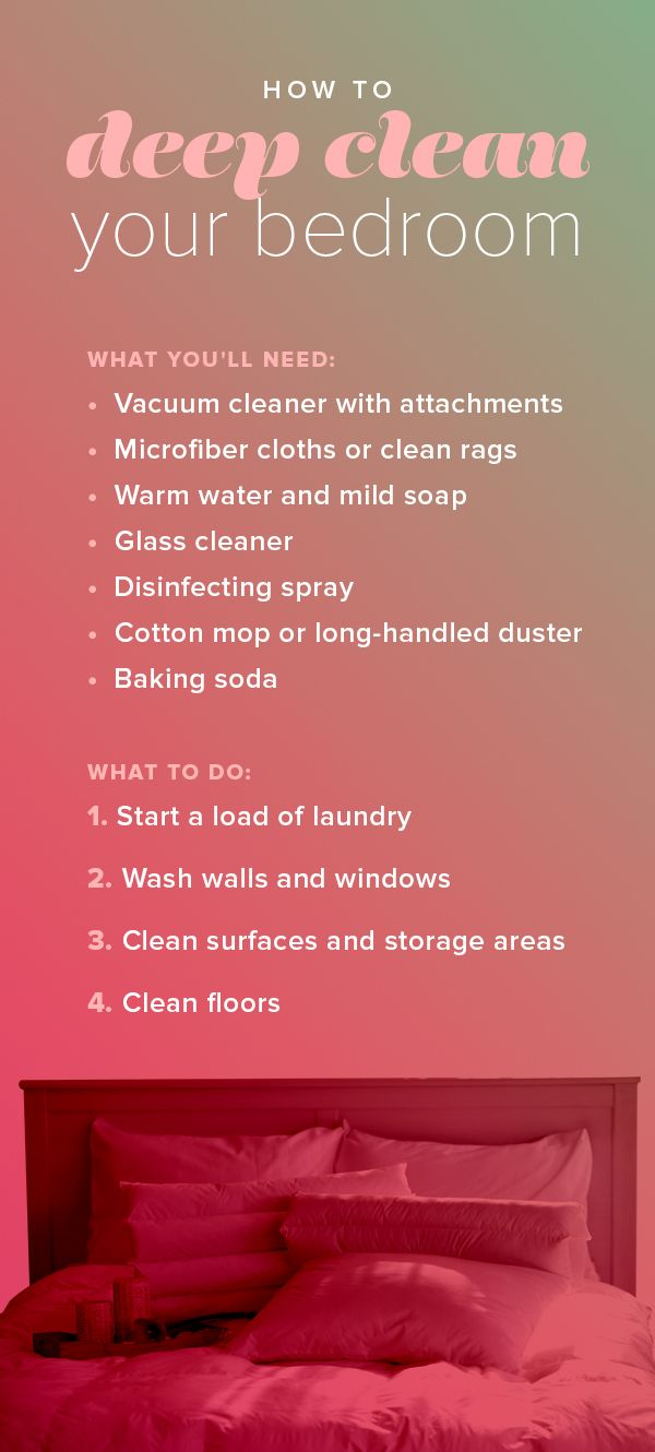275 best cleaning images on pinterest How do you clean your bedroom