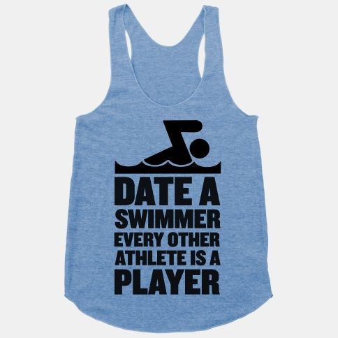 pros and cons of dating a swimmer
