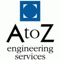 A to Z Engineering Services Logo Vector Download