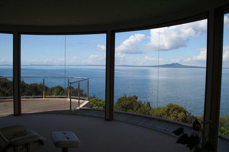 designed around the view