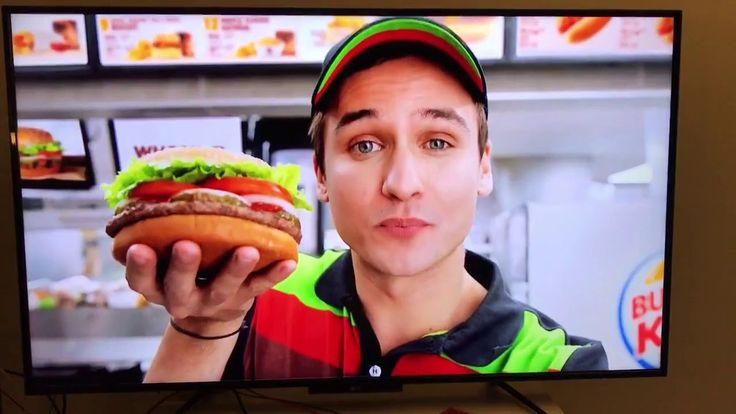 Burger King - Home of the Whopper