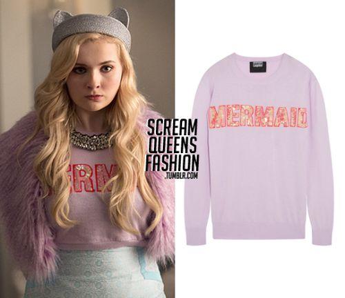 Scream Queens Fashion | FDS | Pinterest | Scream queens fashion ...