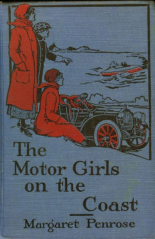 Motor Girls on the Coast--Penrose | Flickr - Photo Sharing!