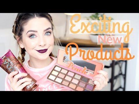 Benefit Cosmetics UK & Ireland - YouTube Zoella xx