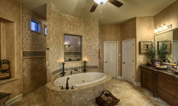 Great bathroom with a walk in shower.