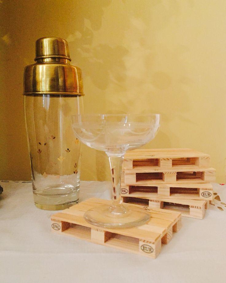 #glass#cocktail#sottobicchieri#loveit