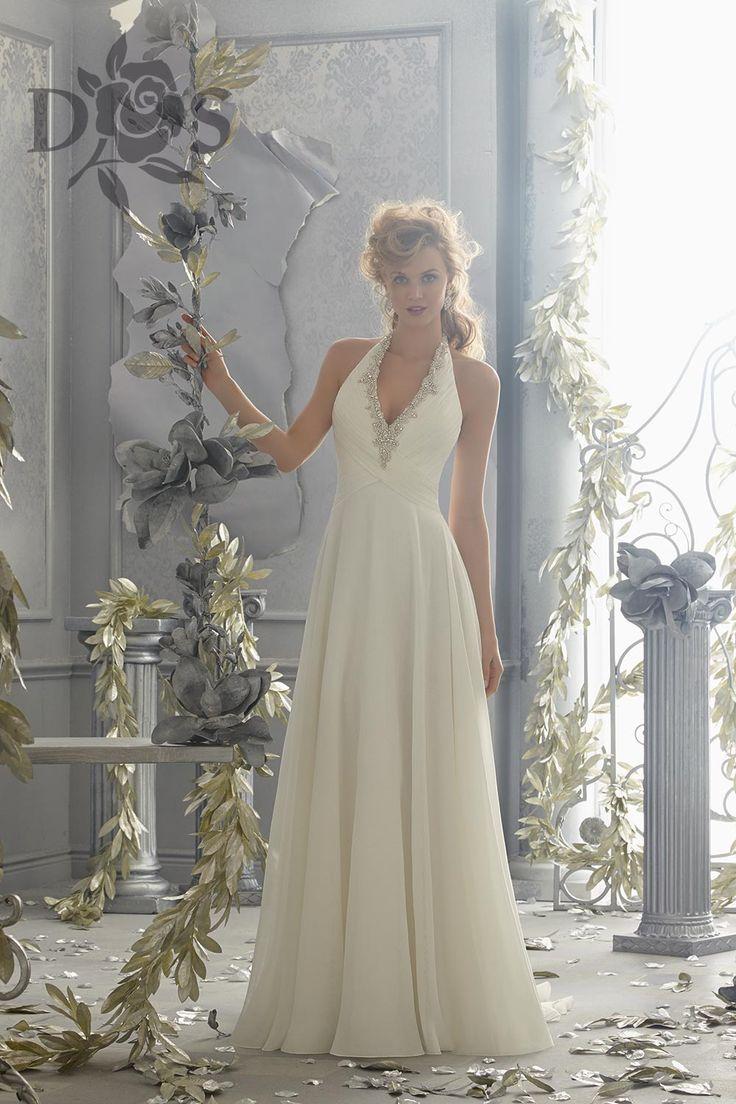 Abito da Sposa della Collezione 2015 venduto nell'atelier Diana Spose di Cesano Maderno (MB)