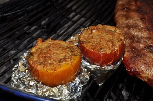 Grilled Stuffed Tomatoes - 52