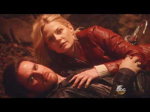 """Once Upon A Time 5x20 Emma Hook Pass True Love Test - Open Door """"Firebird"""" - YouTube"""
