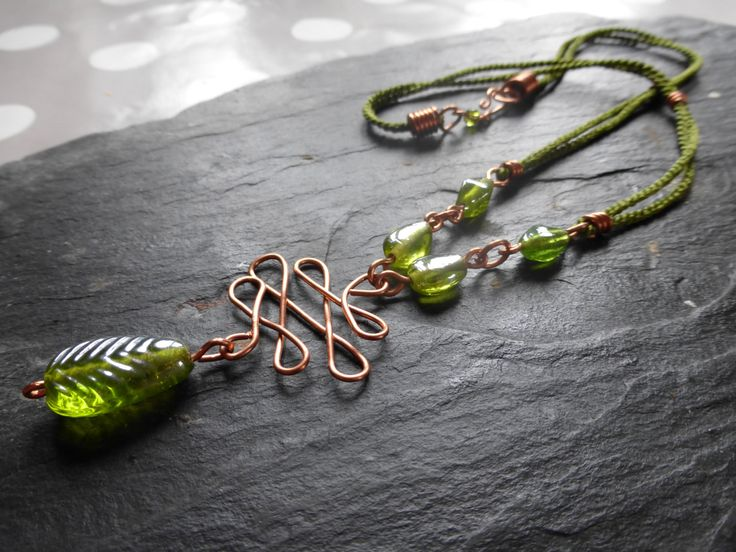 Necklace: Vintage/celtic inspired pendant by TheCatAndTheClasp on Etsy