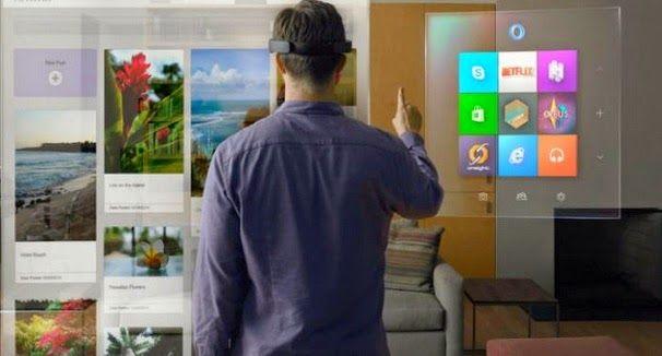 UNIVERSO NOKIA: Come può Microsoft Convincere gli Utenti a Passare alla Realtà Aumentata.  http://virtualmentis.altervista.org/