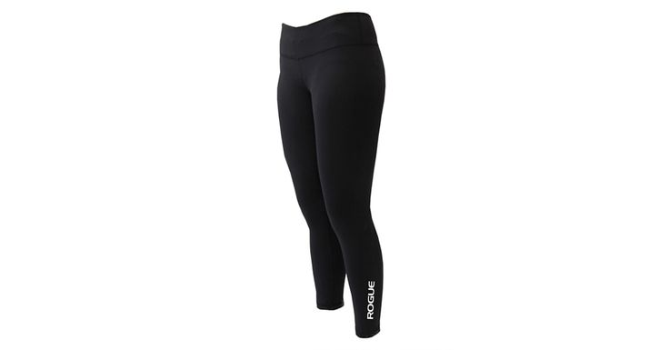 WOD Gear's Crop Pants combine the best elements of women's training tights, athletic capris, and track pants. Get yours at Rogue!