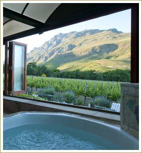 Lanzerac Spa - Stellenbosch, South Africa