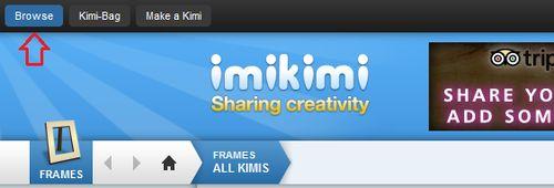 Hacer fotomontajes en Imikimi
