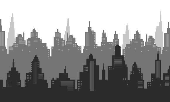 Cityscape Silhouette Clip Art Png Image Gallery Yopriceville High Quality Images And Transparent Png Fr Cityscape Silhouette Building Silhouette Cityscape