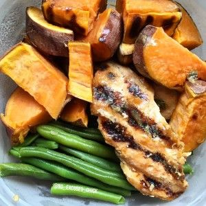 Peachy Jalapeno Grilled Chicken – No Excuses Nutrition