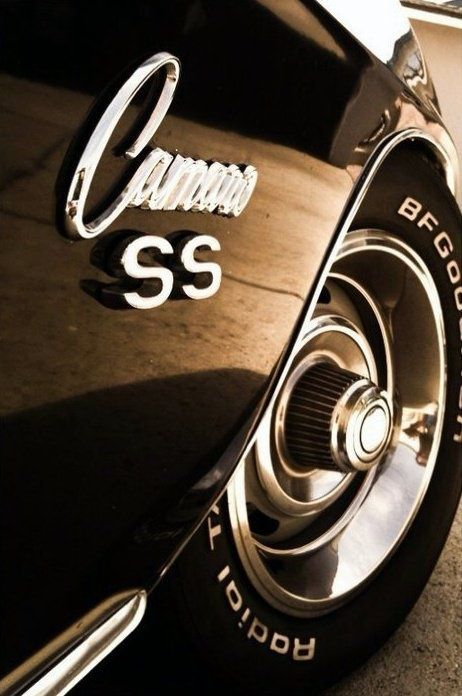 .I owned a 1967 Camero SS 350 convertible. <3